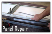 Garage Door Panel Repair Burbank CA