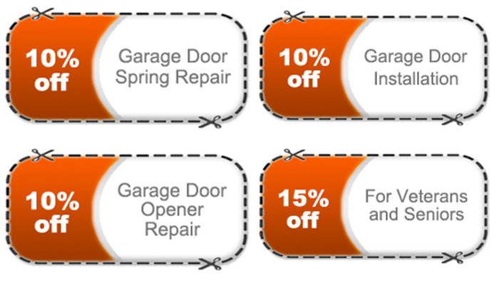 Garage Door Repair Coupons Burbank CA